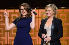 Tina Fey And Amy Poehler Are Back Together And All Is Right In The World