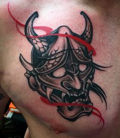 Amsterdam  TATTOO 1825   JAPANESE STYLE TATTOO     HANNYA MASK  MAIL   info.tattoo1825@gmail.com