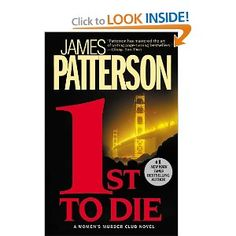 I have loved James Patterson books since I read this one in 8th grade. I was hooked on this series (and James Patterson in general) from the start.