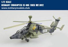 Germany Eurocopter EC-665 Tiger UHT.8812 Trumpeter 37007