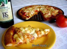 Pizza gazdagon