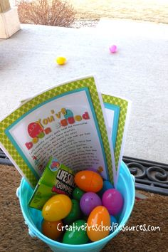 You've Been Egged - gotta do this!  :)