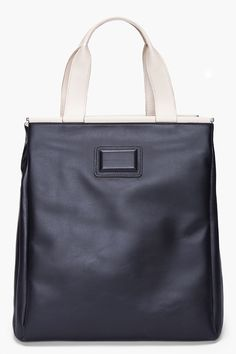 bars & bells tote ++ marc by marc jacobs