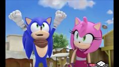 "Sonic Boom season two episode 10 ""Strike!"""