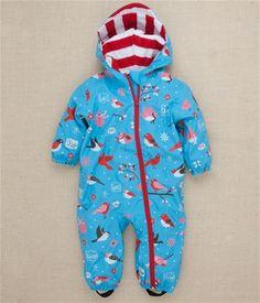 Picture of Winter Birds Infant Bundler Cute Babies, Baby Kids, Rain Gear, Winter Pictures, Cute Baby Clothes, Dinosaur Stuffed Animal, Infant, Birds, Hoodies