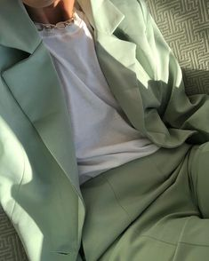 Mint Green Aesthetic, Aesthetic Colors, Aesthetic Photo, Aesthetic Clothes, Aesthetic Vintage, Green Theme, Green Colors, Colours, Sage Green Wallpaper