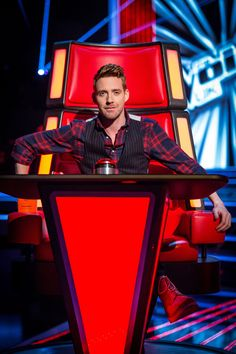 Ricky on The Voice! Of course I'm Team Ricky, got a reason to watch The Voice all the way through to the end now