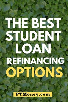 See what student loan refinancing options work best for you. We've highlighted t. See what student Best Student Loans, Apply For Student Loans, Student Loan Payment, Federal Student Loans, Paying Off Student Loans, Financial Aid For College, Scholarships For College, Education College, College Savings