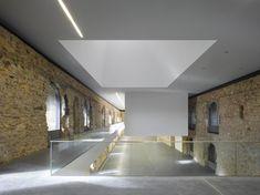 Nieto Sobejano   project   MORITZBURG MUSEUM