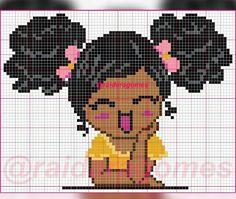 Blackwork Cross Stitch, Cross Stitch Charts, Cross Stitching, Cross Stitch Embroidery, Embroidery Patterns, Cross Stitch Patterns, Knitting Designs, Knitting Projects, Pixel Crochet Blanket