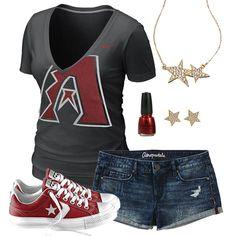 Arizona Diamondbacks Summer All Star Outfit