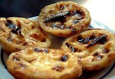 Receita de Pastéis de Belém | Doces Regionais