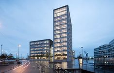 Bestseller office complex by C.F. Møller Architects   谷德设计网