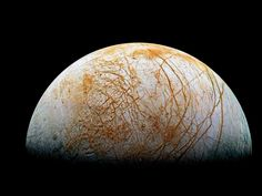 Jupiter's moon Europa may have the three ingredients needed for life as we know it.