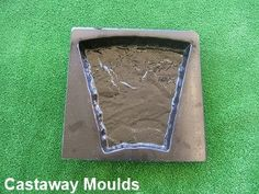 winding path paver mould no2 Concrete Paver Mold, Stepping Stone Pathway, Path Edging, Garden Path, Garden Ornaments, Pathways, Gardening, Plastic, Design