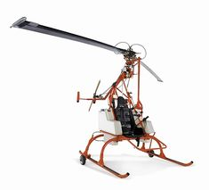 MIcro Helicóptero Cohete de Tecnología Aeroespacial Mexicana