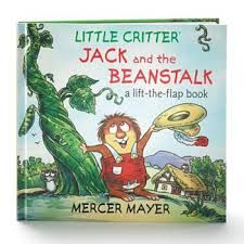 Kohl's Cares ''Little Critter Jack & the Beanstalk'' Book Mercer Mayer Books, Fairy Tales Unit, School Pencil Case, Jack And The Beanstalk, Starting School, Mixed Emotions, Little Critter, Kids Health, Book Series