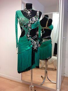 Ballroom costumes buy and sell | NEW LATIN/RYTHM
