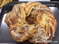 Cinnamon Roll Twist