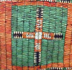 native american quillwork history