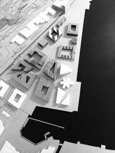 Havneparken Model