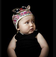 International Wardrobe baby fashion photographed by Olaf Blecker