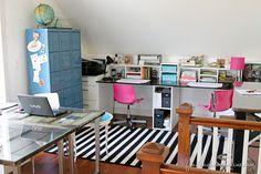 Craft room petit espace