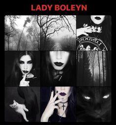 Alternative Model   FASHION BLACK   Lady_Boleyn