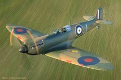 Spitfire I P9374