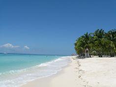 Bohol beach at Panglao Bohol, Philippines