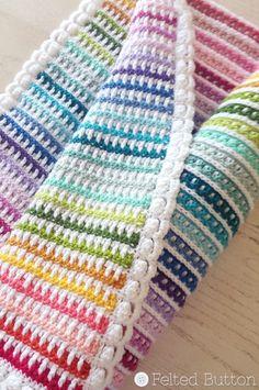 Janus Blanket Crochet Pattern