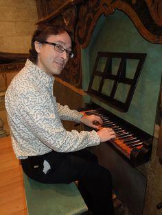 Buxtehude, Fuga in B-flat Major, BuxWV 176, on Meantone Organ