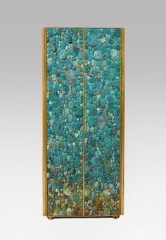 Turquoise Cabinet by Kam Tin, 2014 3