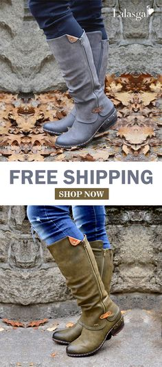 $61.89 USD Only! Shop Now>>Womens Western Cowboy Knee Boots Punk Boots Hippie Style, My Style, Punk Boots, Vintage Boots, Women's Fashion, Fashion Outfits, Western Cowboy, Country Life, Shoe Collection