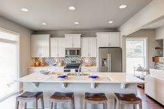 National Craftsman - C2 Floor Plan - Owner's Bath - Creekside Meadows - Evansville, IN