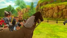 Horse Racing, Horses, Game, Gaming, Toy, Horse, Games