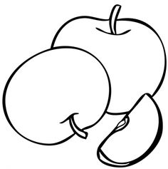 Apple Coloring Pages – coloring.rocks! Apple Coloring Pages, Fruit Coloring Pages, Tree Coloring Page, Printable Coloring Pages, Coloring Sheets, Coloring Pages For Kids, Free Coloring, Coloring Rocks, Apple Barrel