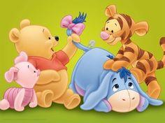 Risultati immagini per winnie the pooh baby