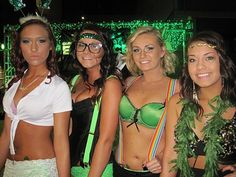 #LuckySEA #rave outfits