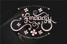Amoodjy feels equally charming and elegant. It looks stunning on wedding invitations, thank you cards, quotes, greeting cards, logos, business... Handwritten Fonts, All Fonts, Script Font Style, Wedding Script, Best Free Fonts, Vintage Fonts, Brush Font, Premium Fonts, Wedding Invitation Design