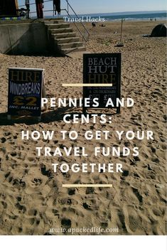 How to get your travel funds together. Here's how to squeeze the most out of every penny and cent to maximise your travel budget. Covering mindset, motivation, and enjoying experiences rather than things helps you to focus on saving, economising, managing your spending and maximising funds for those bucket list trips.