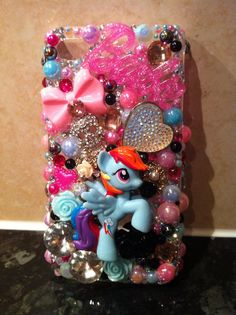 Pony phone cases made for any makes it models £25 each made by louloulicious accessories