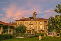 Antica Locanda San Pietro место для истинных почитателей элегантного стиля, панорамных видов и деталей в мелочах.