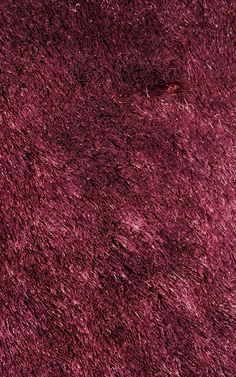 LA Rugs 'Silky Shag' rug