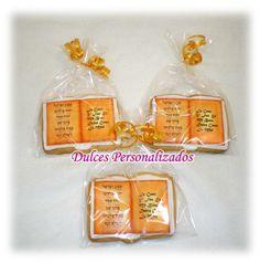 galletas libro, book cookies