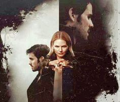 OUAT... Hook and Emma