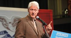 Fascinating - Hacked memo offers an angry glimpse inside 'Bill Clinton Inc.'