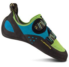 Katana A performance hook and loop closure shoe from La Sportiva