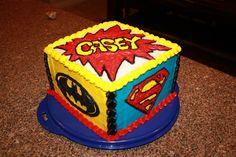 Cake for Jordan's 4th birthday..;)