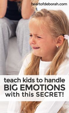 How to Help Kids Express Big Feelings! It's not easy when your child has a public meltdown. Here is a specific strategy for parents to teach their kids who have BIG emotions. Find an appropriate way to express negative emotions by using I-Statements. #socialskills #socialemotional #toddlerlife #parenting